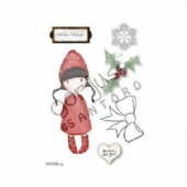 Gorjuss™ - Winter Wonder – A6 Clear Stamp Set – GJCSA6009